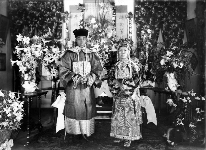 Chinese/Indonesian wedding